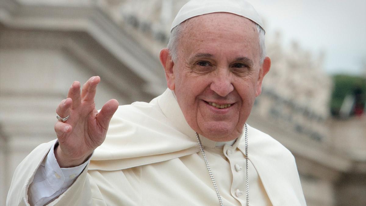 Jorge Mario Bergoglio - Jesuits Ireland