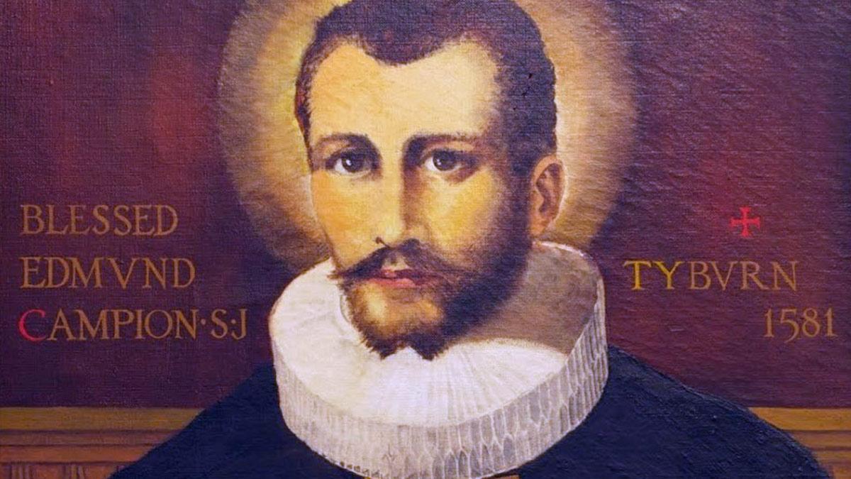 Saint Edmund Campion - Jesuits...