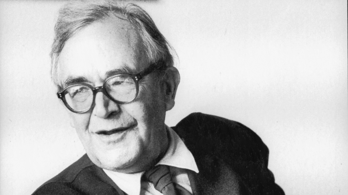 Karl Barth 50 years on - Jesuits Ireland