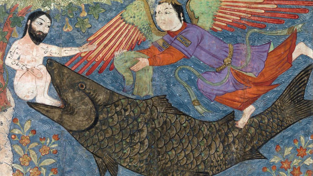 Mad Messiah IV – Saving Jonah - Jesuits Ireland