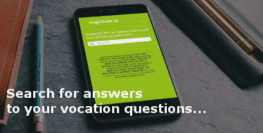 Find answers to your vocation questions